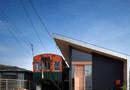 В Японии построили дом-поезд