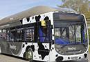 Автобус на топливе из навоза установил мировой рекорд скорости