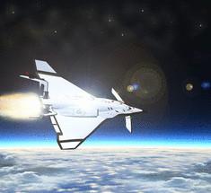 Концепт сверхзвукового самолета SXT-A Iron Speed