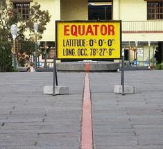 В Эквадоре: путешествие к центру земли