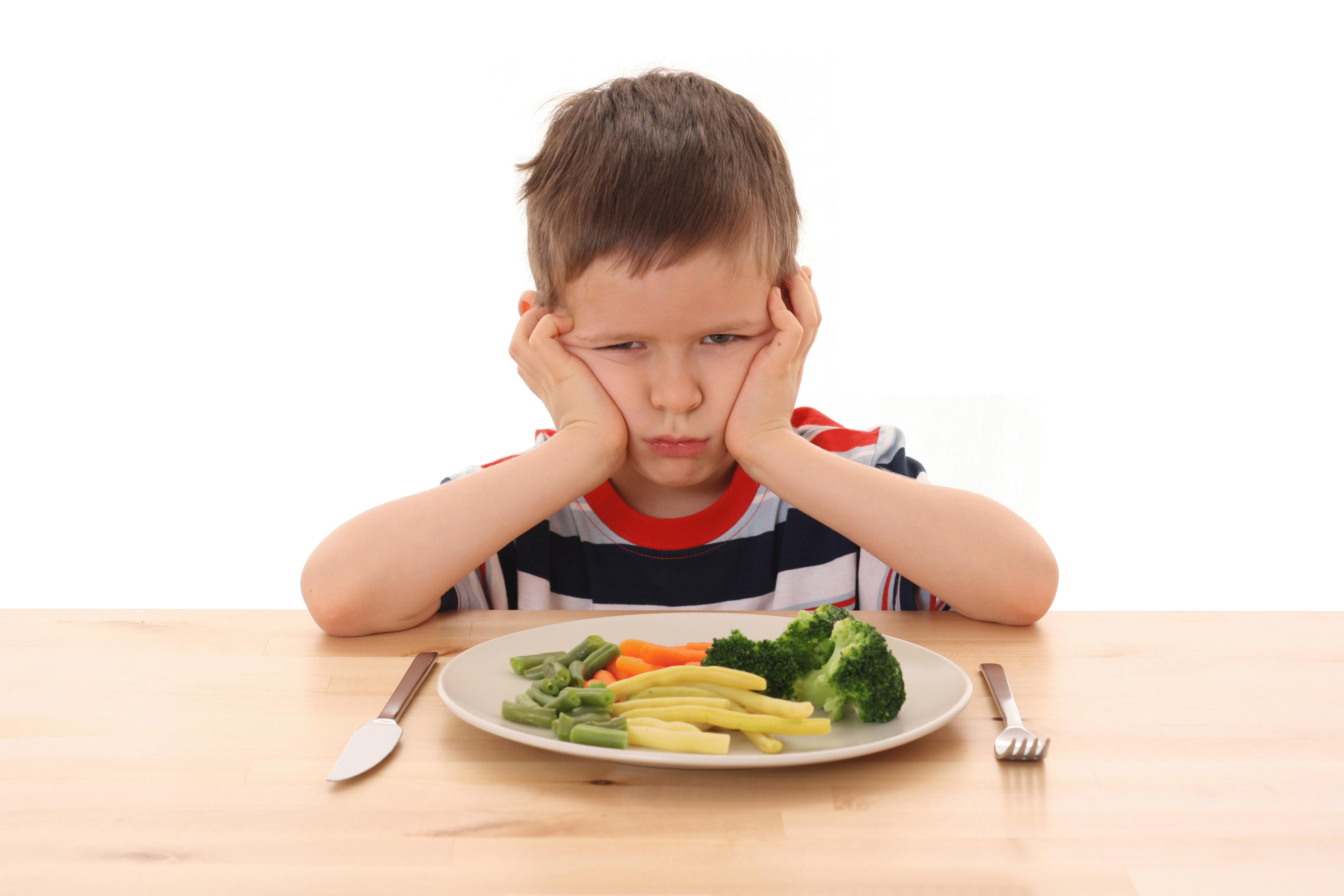 овощи и фрукты в детском рационе