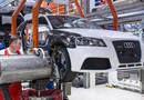 За кулисами будущего: роботизированный завод AUDI