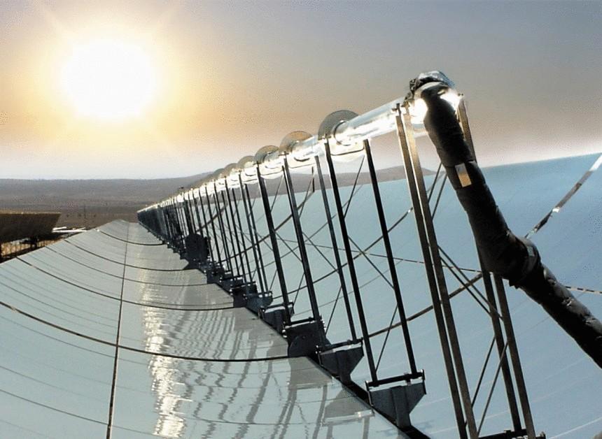 В Дубае появились остановки с солнечными панелями