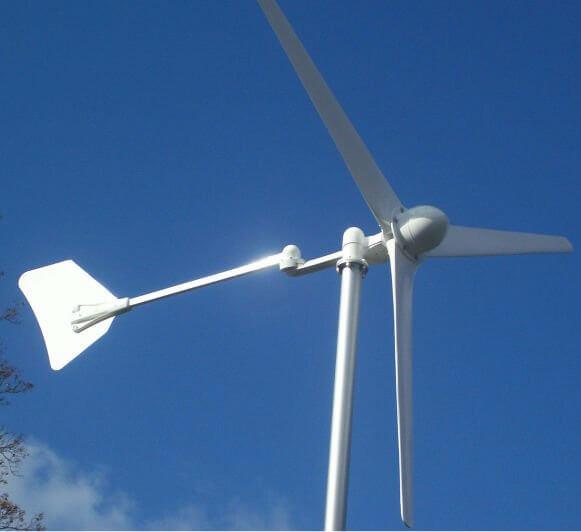 Как сделать в домашних ветрогенератор 20