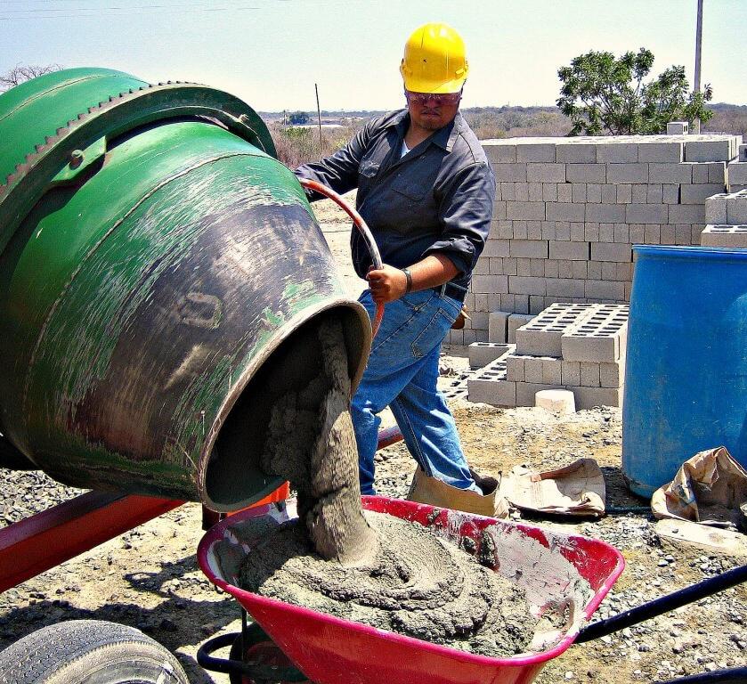 из чего делают цемент строительный