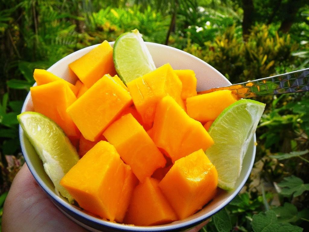 дерево фруктовый салат фото хороший ресторан, подходит