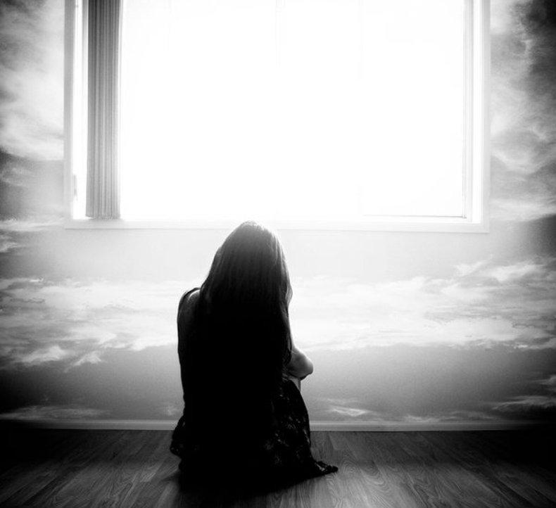 Картинки одиночества и пустоты, дню