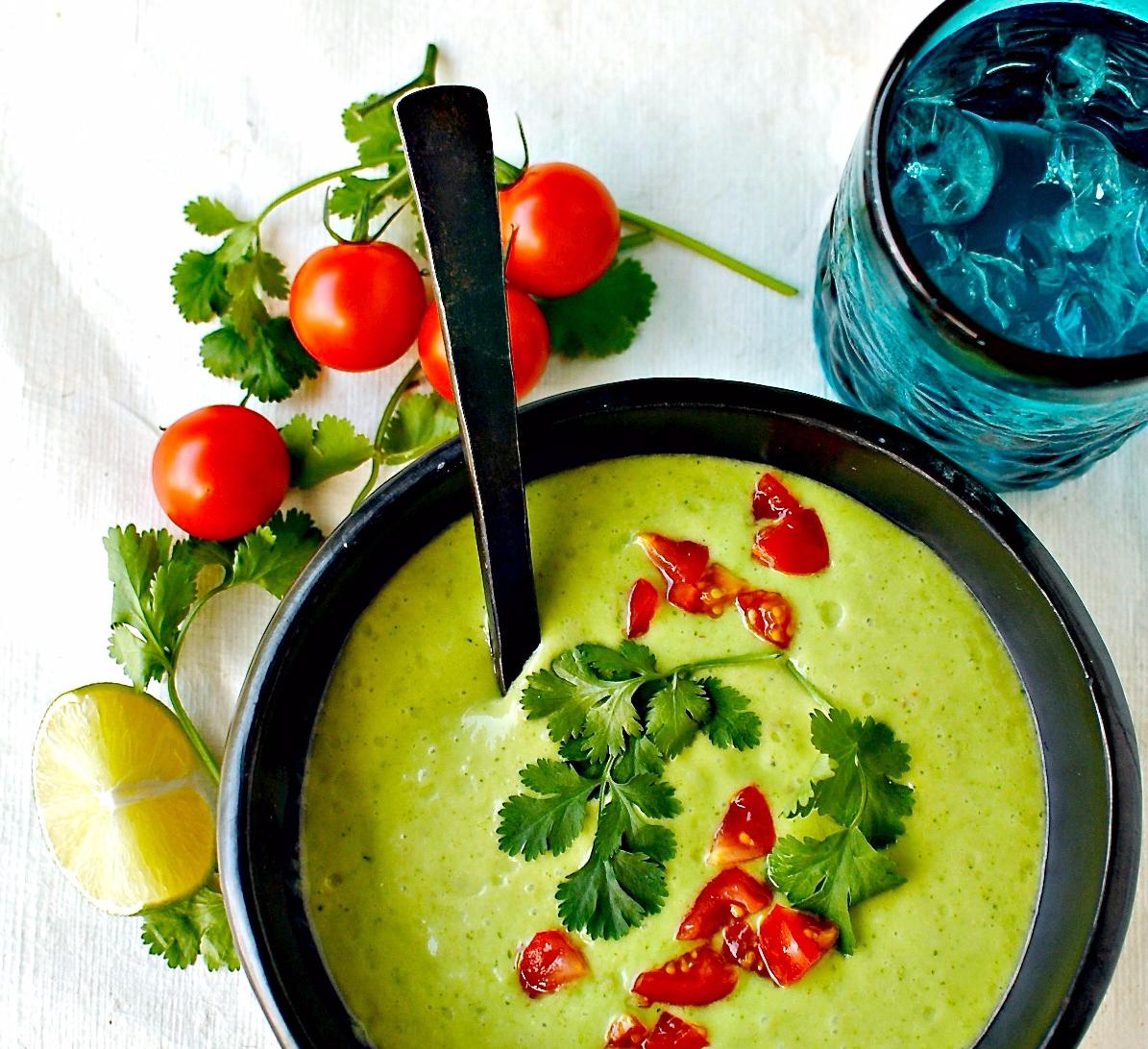 Низкокалорийные супы для диеты
