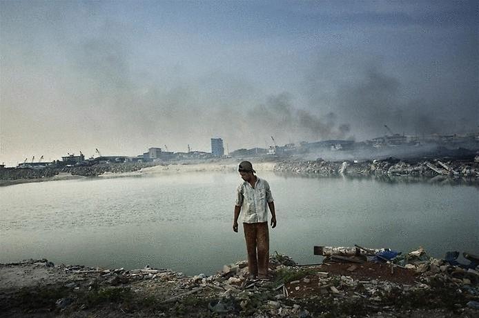 Мальдивы завалит куча мусора