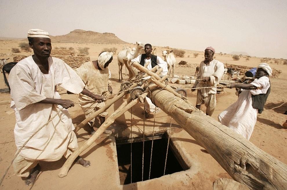 вода в кении