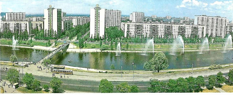 редкие кадры Киева