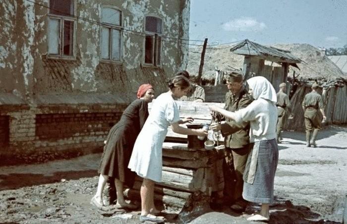 Цветные фотографии Украины