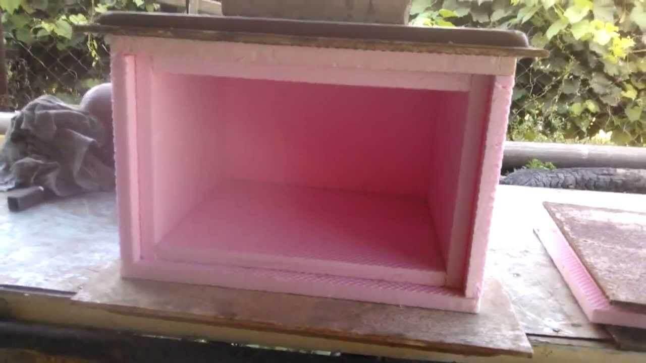 Термоящик холодильник своими руками