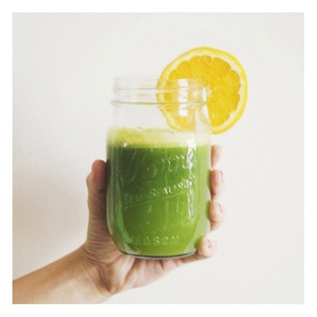 зеленые коктейли смузи