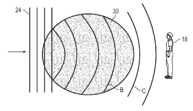 Boeing хочет создать силовой щит (4 фото)