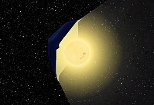 Послужить причиной  гибели Солнечной системы, как считают ученые, может сам человек (3 фото)