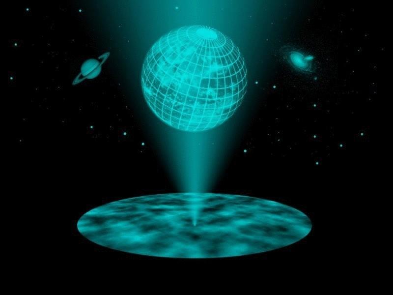 наша Вселенная — голограмма?
