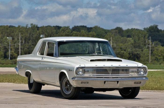 Dodge Cornet W051 Superstock. - больше 500 лошадей под капотом.