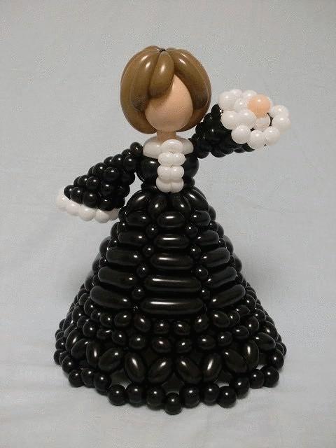 Скульптуры из воздушных шаров от Masayoshi Matsumoto