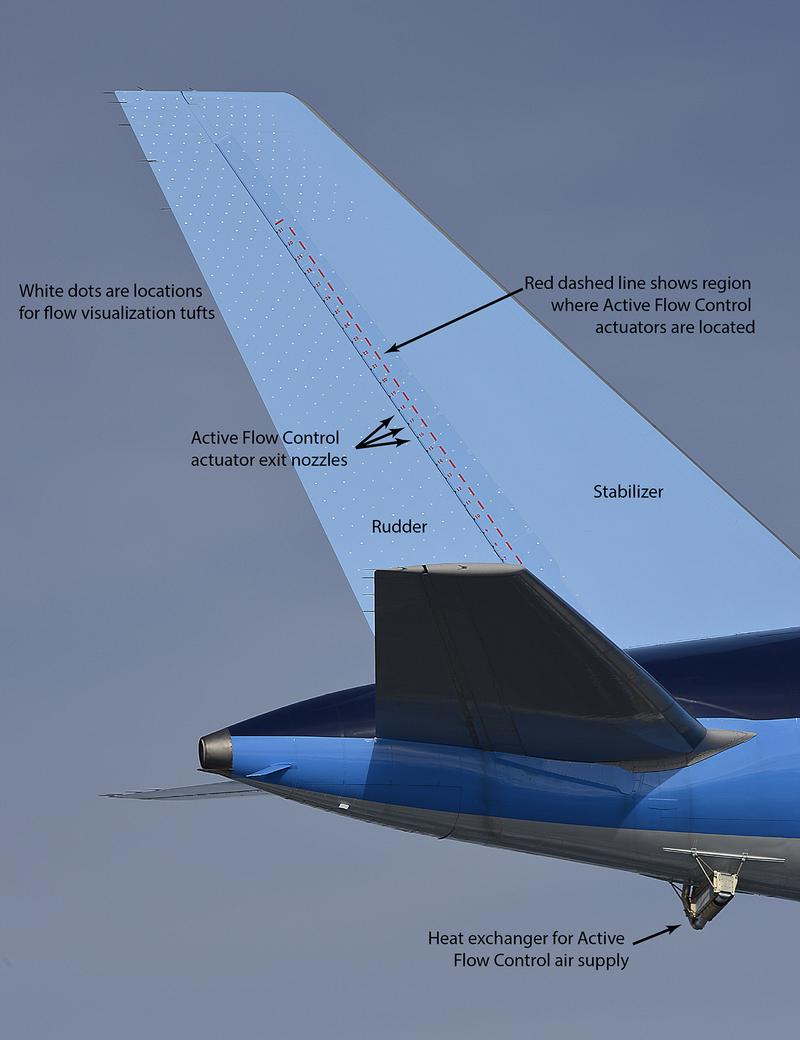 NASA работает над уменьшением потребления топлива самолетам