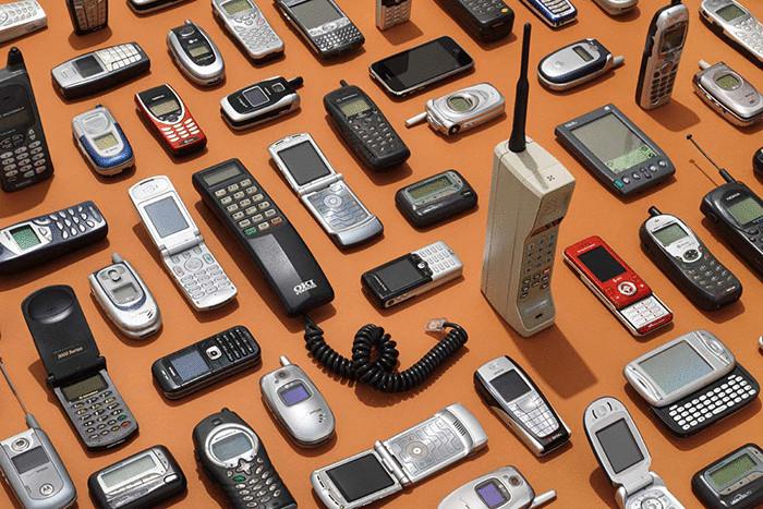 Скачать звуки старых мобильных телефонов