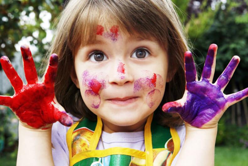 Как самостоятельно сделать кинетический песок, пластилин, пальчиковые краски и многое другое!
