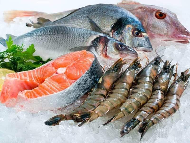 Сексуальные места рыба