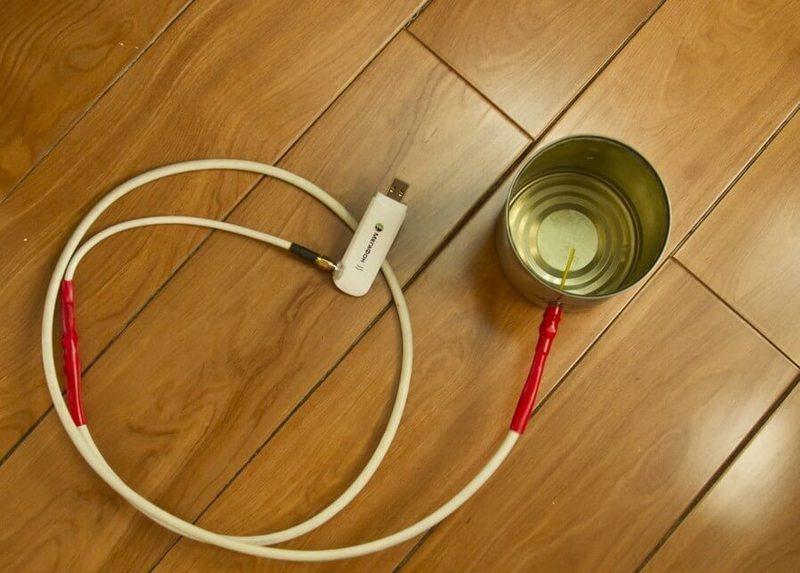 Антенна интернет сигнала 3g своими руками