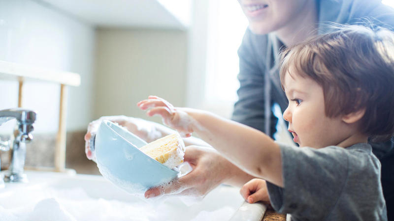 5 забытых безопасных эко-средств для мытья посуды