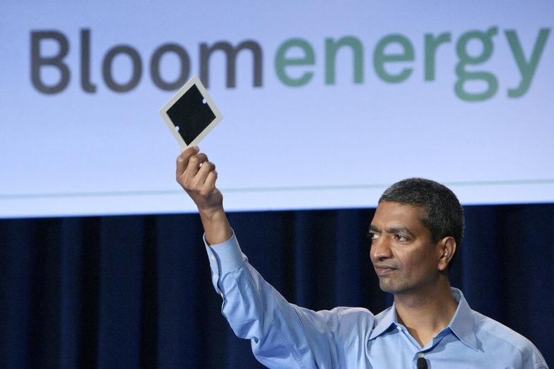 Технология топливных элементов Bloom Energy меняет подход к производству чистой энергии
