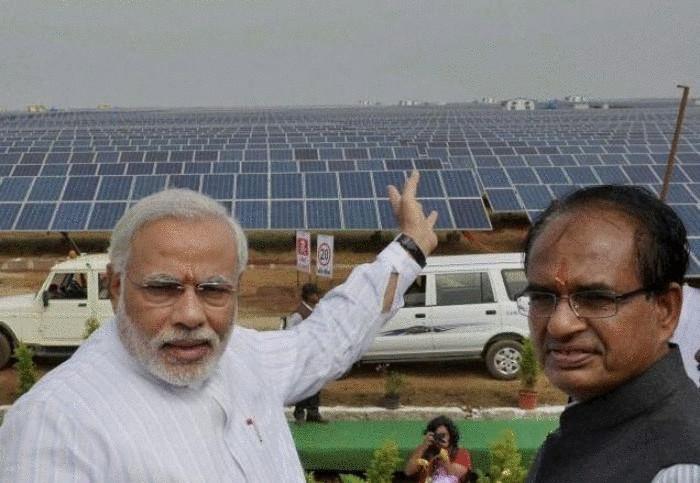Индия построит крупнейшую в мире солнечную электростанцию