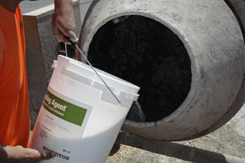 как сделать цементный раствор водонепроницаемым