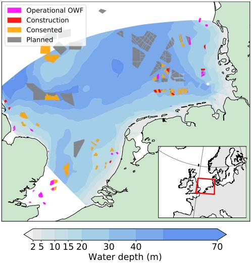 Шельфовые ветроэлектростанции изменят жизнь в море