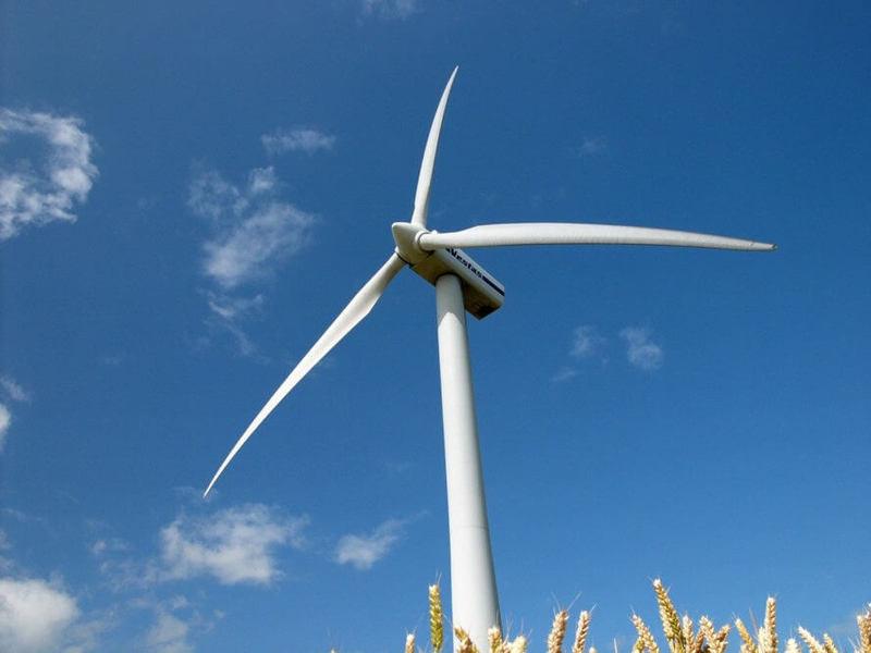 Энергия ветра обеспечила 43,6% энергопотребления Дании в 2017 году