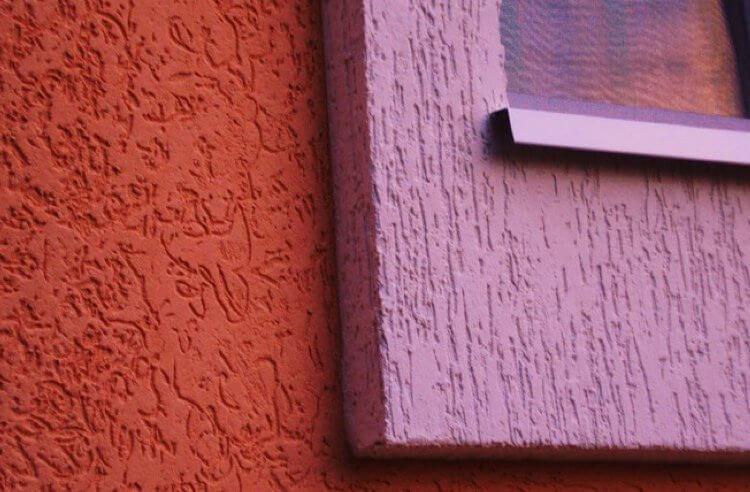 декоративные фасадные штукатурки