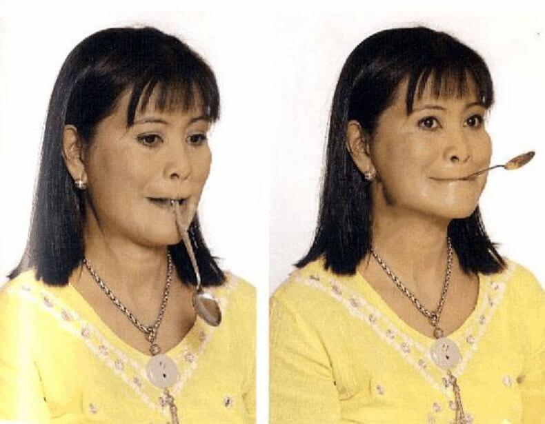 Укрепляем лицо и стираем морщины: 2 супер упражнения