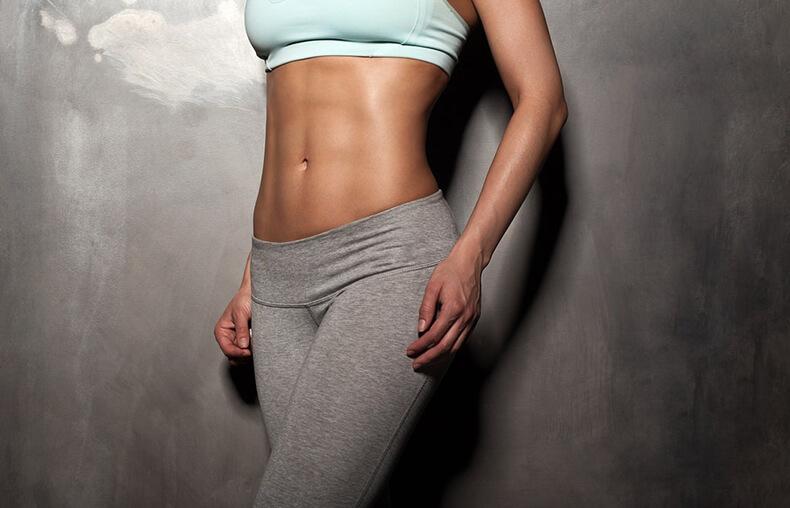 упражнения для похудения талии и боков экрана