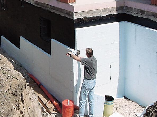 Эффективная изоляция здания