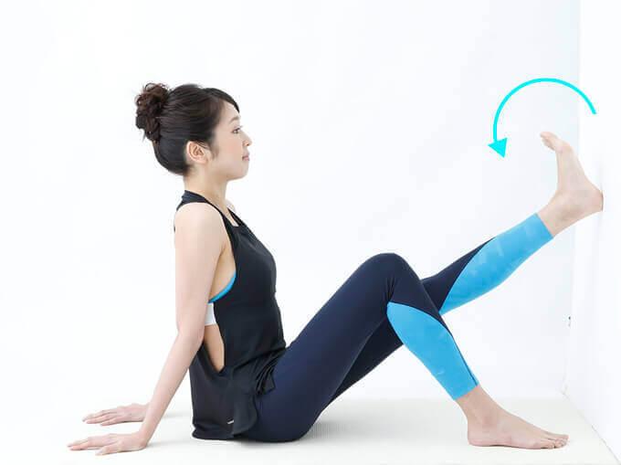 Стретчинг для похудения ног