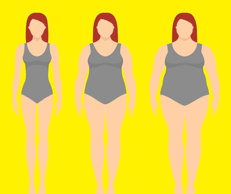 лишний вес и менопауза