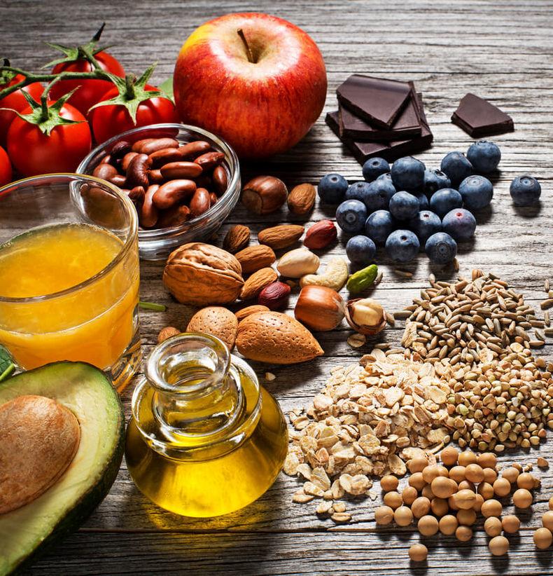 Холестериновая диета народные средства