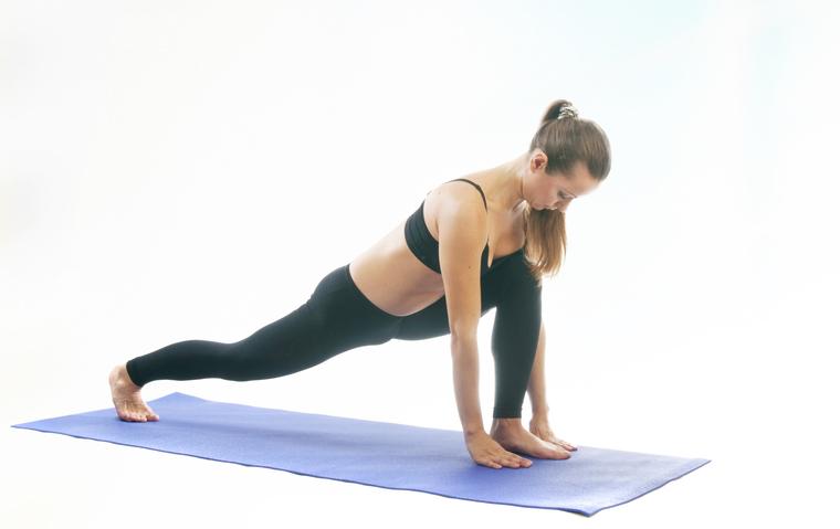 Сесть на шпагат за 1 месяц: 5 самых эффективных упражнений