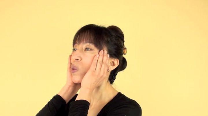Золотая пятерка: комплекс упражнений для подтяжки всего лица