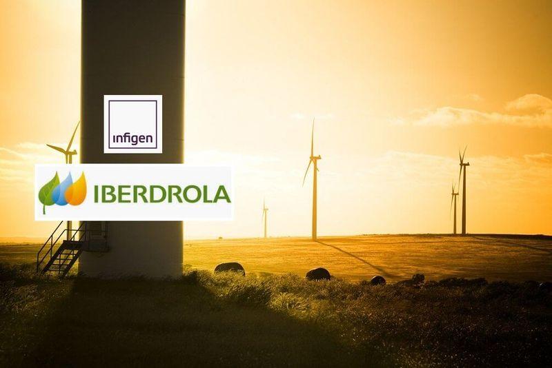 Iberdrola начинает строительство гибридной ветро-солнечной электростанции