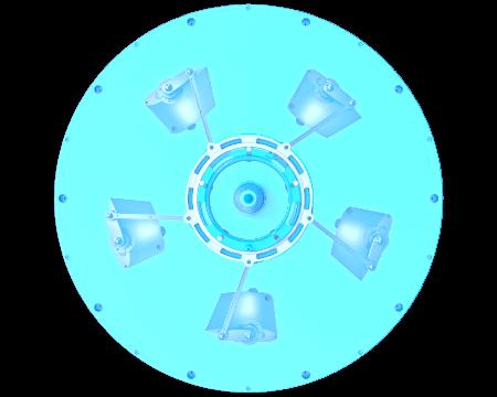 Cyclotech привносит в мир eVTOL совершенно уникальную силовую установку