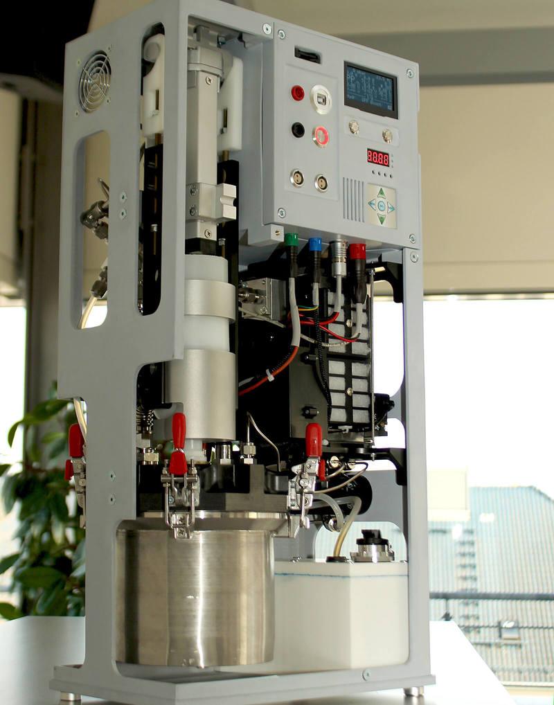 POWERPASTE - сверхмощный накопитель водорода для топливных элементов