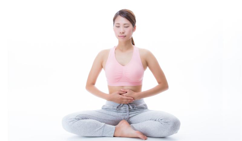 Дышим и худеем! 7 упражнений, сжигающих жир на животе