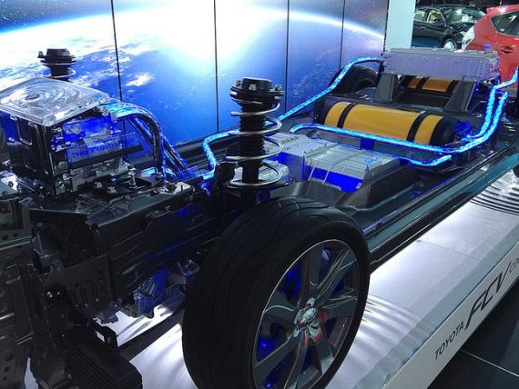 водородные автомобили