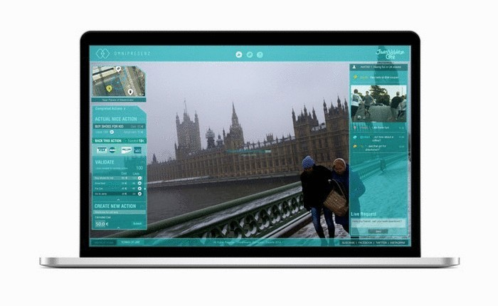 Omnipresenz – путешествия в стиле аутсорс