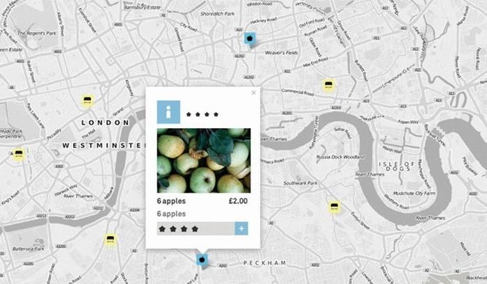Социальная сеть Hyperlocal – обмен товарами между соседями